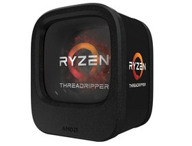 CPU AMD Ryzen Threadripper 1900X BOX (без кулера)  (YD190XA) 3.8  GHz/  Socket  TR4