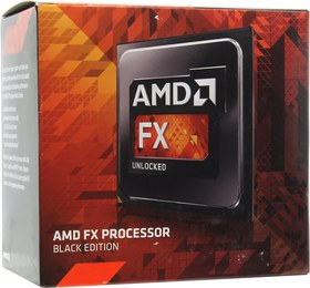 Процессор CPU AMD FX-8350 BOX Black Edition (FD8350F) 4.0 GHz/8core/ 8+8Mb/125W/5200 MHz Socket AM3+