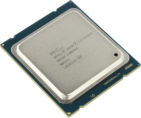 CPU Intel Xeon E5-2640 V2 2.0  GHz/8core/2+20Mb/95W/7.2  GT/s  LGA2011
