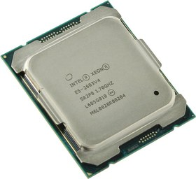 CPU Intel Xeon E5-2603 V4 1.7  GHz/6core/1.5+15Mb/85W/6.4 GT/s LGA2011-3