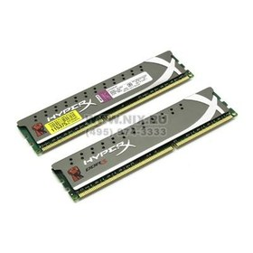Kingston HyperX [KHX1600C9D3X2K2/4GX] DDR-III DIMM 4Gb KIT 2*2Gb [PC3-12800] CL9